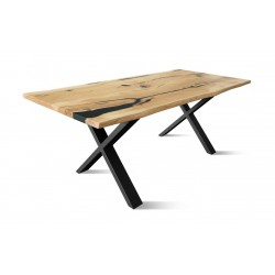 URBAN-BL Solid Wood Dining Table